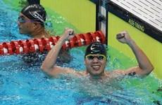 2018年亚残运会第五个比赛日:越南体育代表团再拿四枚奖牌