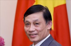 越南外交部副部长黎怀忠:日本愿与越南的可持续发展而进行合作