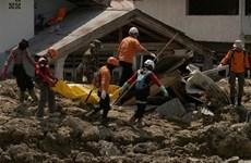 印度尼西亚再次发生地震