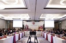 第十届东盟司法部长会议在老挝举行