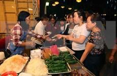 2018年河内美食文化节吸引参观者人数达近7万人次