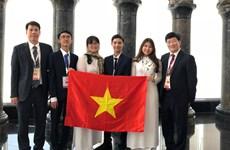 """2018年越南学生在地区和国际奥林匹克竞赛中取得""""大胜"""""""