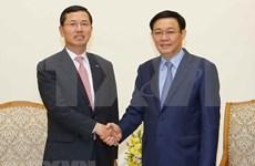 韩国新韩金融集团集中发展越南金融科技