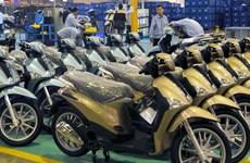 2018年越南摩托车销量有望打破2017年的销售记录