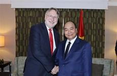 越南政府总理阮春福对欧盟进行工作访问:欧洲委员会通过EVFTA