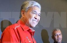 马来西亚前副总理被指控洗钱、腐败