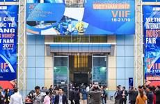2018年越南河内国际工程机械与工业展览会将于本月底举行