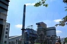 越南蓉桔生物燃料厂第一批生物乙醇产品出炉