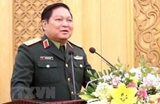 越南国防部部长吴春历大将出席第八届北京香山论坛