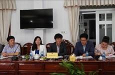 后江省与韩国加强合作发展农业价值链
