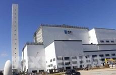 越南首家垃圾焚烧发电厂将于11月底并网发电