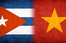 越南人民一向反对美国对古巴实行的经济制裁政策