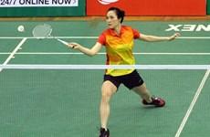2018年印尼国际羽毛球大奖赛:武氏妆速胜