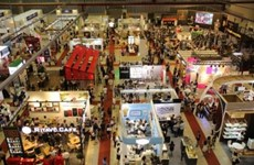 2018年第十届越南国际零售业及特许经营权转让展将于11月初举行