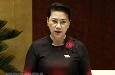 越南第十四届国会第六次会议开始对受质询机关负责人进行质询