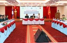 越南与老挝加强林业执法领域的合作