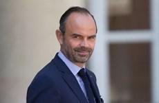 越南与法国促进战略伙伴关系