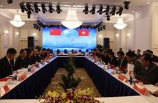 越中海警第二次工作会晤会议