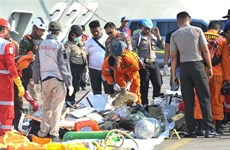 印尼客机坠海事件:搜救工作将持续七天