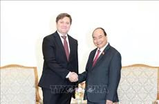 政府总理阮春福会见波兰驻越南大使沃伊切赫·加韦尔