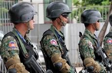 东盟各国通过打击恐怖主义行动计划