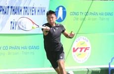 2018年越南男网F5未来赛:李黄南晋级半决赛