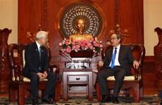 大力加强越南胡志明市与日本兵库县的合作