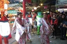 越日文化贸易交流活动圆满落幕