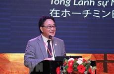 九龙江平原地区向日本企业推介63个招商引资项目