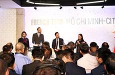 越南是法国企业理想的投资目的地