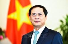 越南外交部常务副部长裴青山会见旅德越南人群体