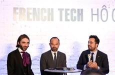 法国总理:不仅法国大型集团公司而且小型企业也将积极参与越南市场