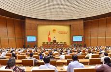 第十四届国会第六次会议:国会通过关于2019年经济社会发展计划的决议