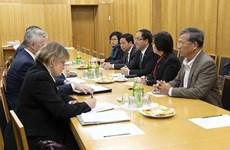 越俄两国分享国家宗教事务管理经验