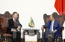 捷克驻越大使:捷克关注越南经济发展及越捷合作关系