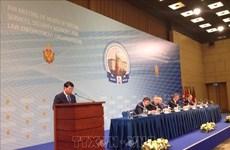 越南代表团出席第17次俄情报、安全及执法机构负责人会议