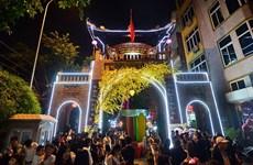 越南旅游:万福丝绸—千年绸色