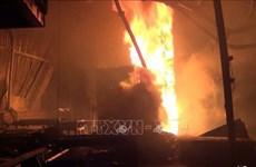 韩国一公司爆炸事故:越南驻韩大使馆尽快开展保护公民权益的措施