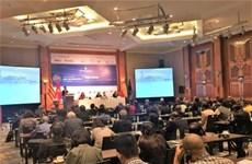 越南与巴塞罗那企业加强贸易对接合作