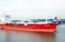 越南向韩国交付一艘 6500吨化学品油轮