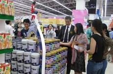 2018年新加坡越南商品周:越南600多种商品在新加坡超市系统上架