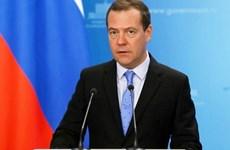俄罗斯总理梅德韦杰夫即将访问越南