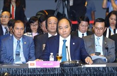 第三届东盟-俄罗斯领导人会议成功举行