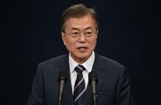 韩国加强与东盟的合作