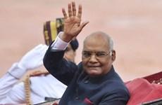 印度总统和夫人即将对越南国事访问