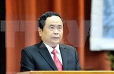 陈青敏致信祝贺越南高台教创立93周年