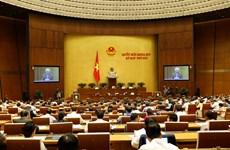 越南国会第六次会议:就两部法案进行讨论
