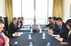 2018年APEC会议:越南与新西兰积极开展2017-2020 行动计划
