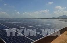 庆和省各太阳发电站将于2019年投入运行