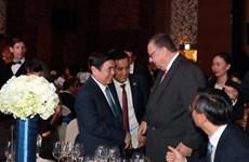 越南欧洲商会成立20周年纪念典礼在胡志明市举行
